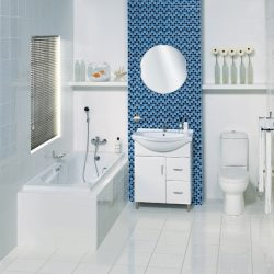 Decor Of Blue Bathroom Ideas Blue Bathrooms Designs Home Design Minimalist Blue Bathroom Design