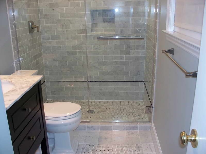 flooring ideas for small bathrooms with classy wood grain tile modern tiling designs for small bathrooms