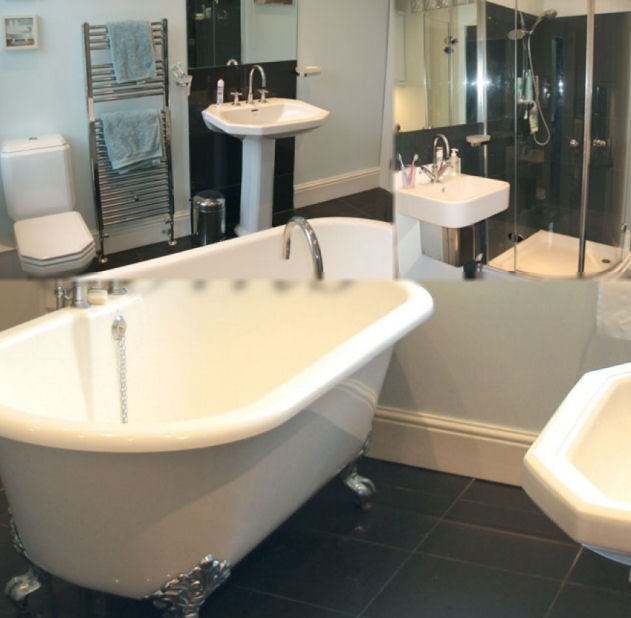 Grand Designs En Suite Bathroom As Well As A Main Bathroom Let Unique Grand Designs Bathrooms