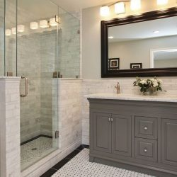 How To Choose A Bathroom Backsplash Home Improvement Projects Inspiring Backsplash Bathroom