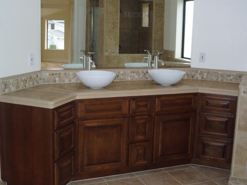 Ideas For Backsplash Included Bathroom Vanities Luxury Bathroom Inspiring Bathroom Vanity Backsplash Ideas