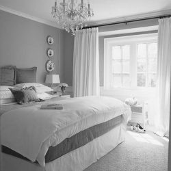 Interior Gray And White Bedroom Ideas Light Grey Bedrooms On Inexpensive Grey Bedroom Design