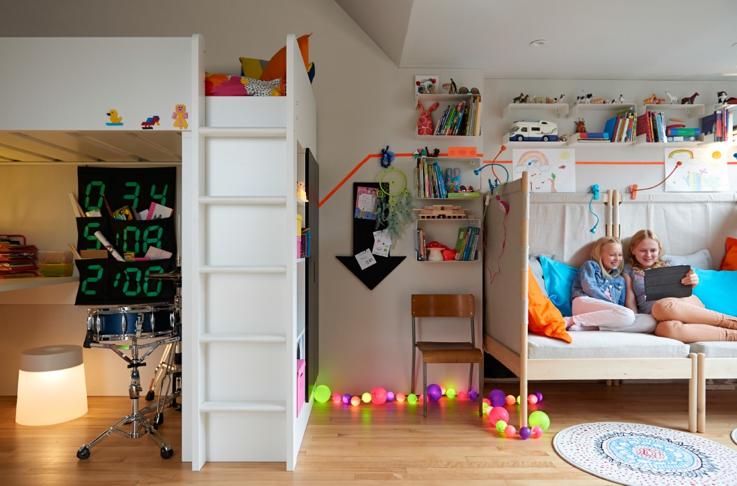Kids Bedroom Ideas For A Shared Bedroom New Ikea Childrens Bedroom Ideas