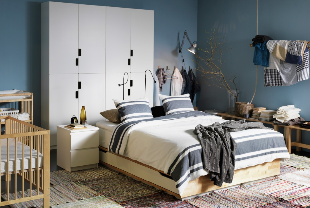 Lighting Ideas Contemporary Bedroom Ideas Ikea