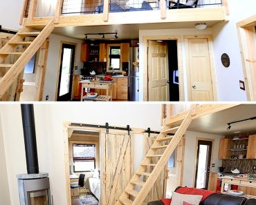 Marvelous Wonderful Bedroom Adorable Tiny House Mobile