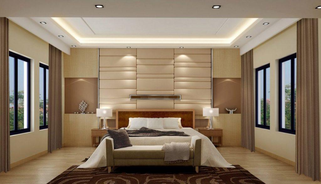 modern bedroom wall designs endearing wall modern design