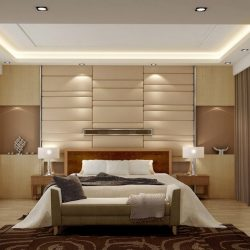 Modern Bedroom Wall Designs Endearing Wall Modern Design