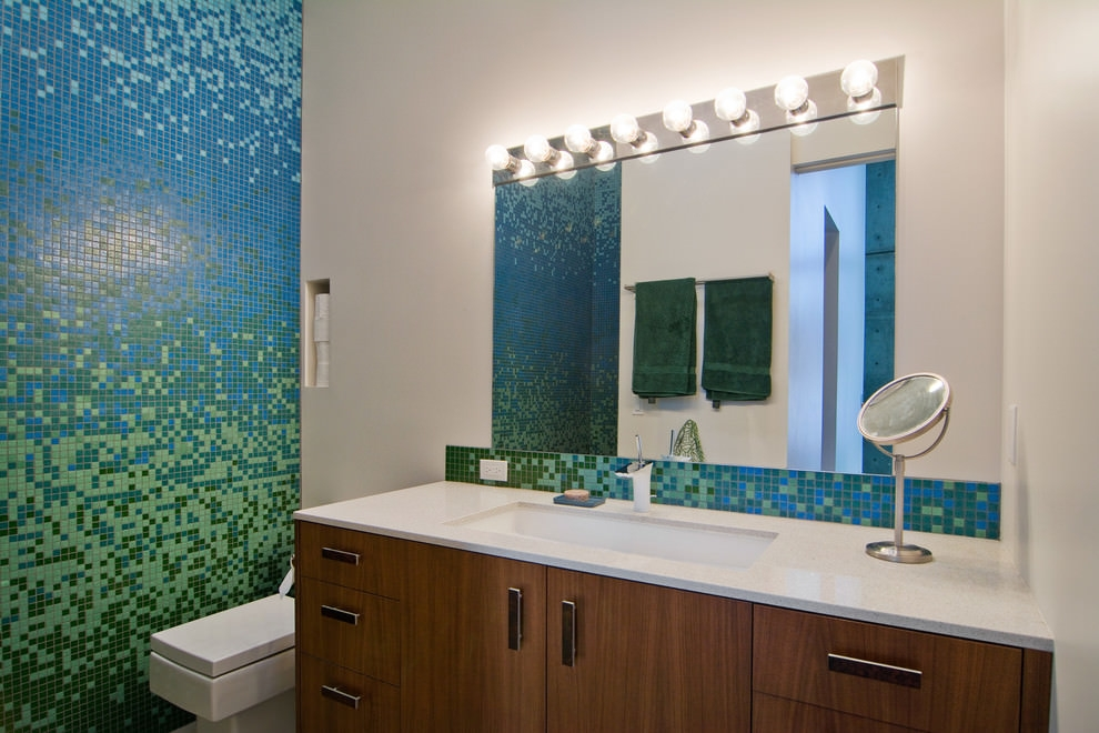 Mosaic Bathroom Ideas Designs Design Trends Premium Psd Simple Bathroom Mosaic Designs