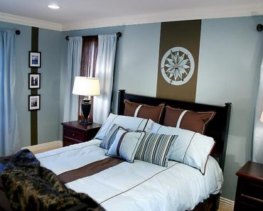 Painting Ideas For Bedroom Walls Decorating Walls With Paint Modern Bedroom Paint And Decorating Ideas