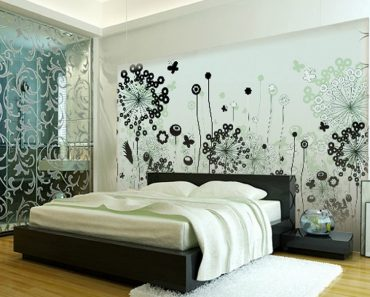 Painting Wall Murals For Creativity Wallpaper Mural Ideas Modern Bedroom Paint And Wallpaper Ideas
