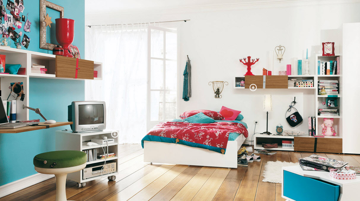 Room Design Ideas For Teenage Fair Bedroom For Teenager