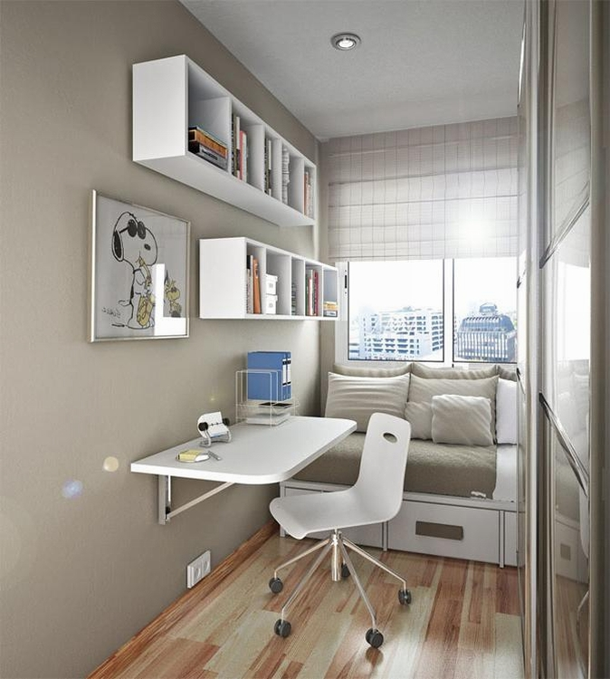 Small Amazing Bedroom Ideas Small Spaces