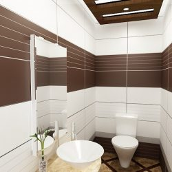 Small Bathroom Designs Ideas Hative Inspiring Brown Bathroom Designs