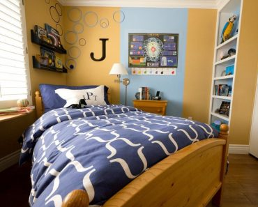 Small Boys Room With Big Storage Needs Hgtv Best Bedroom Ideas For Small Rooms