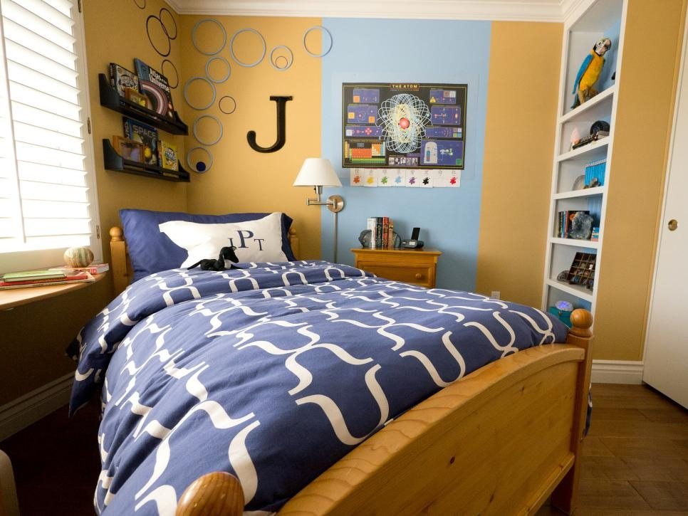 small boys room with big storage needs hgtv best bedroom ideas for small rooms jpeg