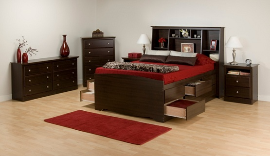 Storage Bedroom Set Home Cool Bedroom Sets For Small Bedrooms