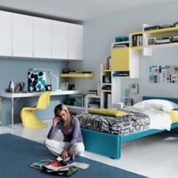 Teen Glamorous Bedroom For Teenager