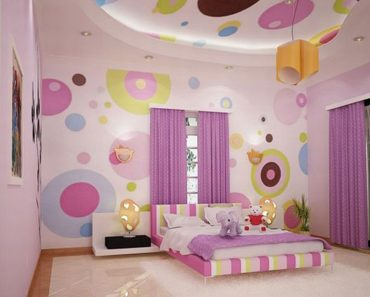 Terrific Pink Girls Bedroom Ideas Pink Girls Bedrooms Girls Impressive Girls Bedroom Ideas Pink