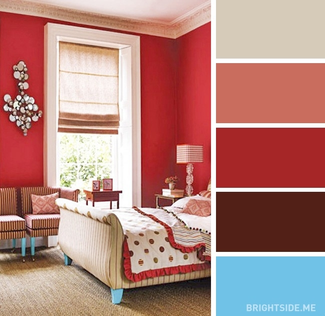 The Best Color Combos For Your Bedroom Elegant Color Combinations Bedroom
