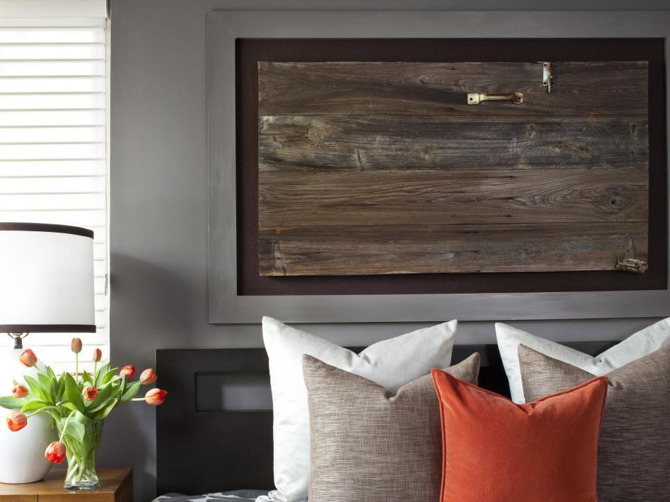 Transform Your Bedroom With Diy Decor Hgtv Cool Bedroom Diy Ideas