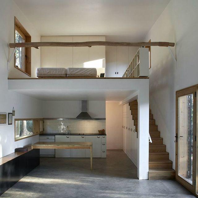Ultra Cozy Loft Bedroom Design Ideas Cheap Bedroom Loft Ideas