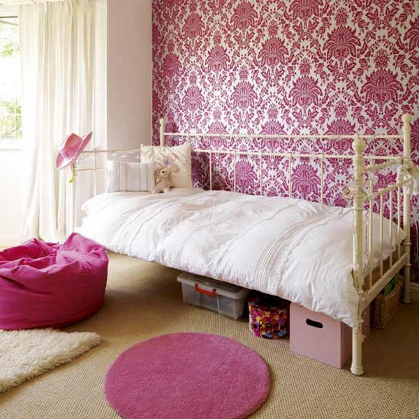 Wallpaper For Teenage Bedrooms Pierpointsprings Beautiful Girls Bedroom Wallpaper Ideas