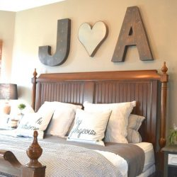 Ways To Decorate Bedroom Walls Fascinating Ideas Featuremate   Minimalist Bedroom Ideas For Walls