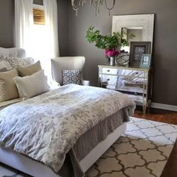Young Woman Magnificent Bedroom Ideas For Women