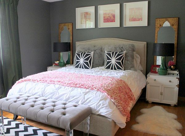 Young Woman Simple Bedroom Ideas For Women