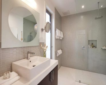 In A Bathroom Design From An Australian Home Bathroom Photo Cheap Australian Bathroom Designs