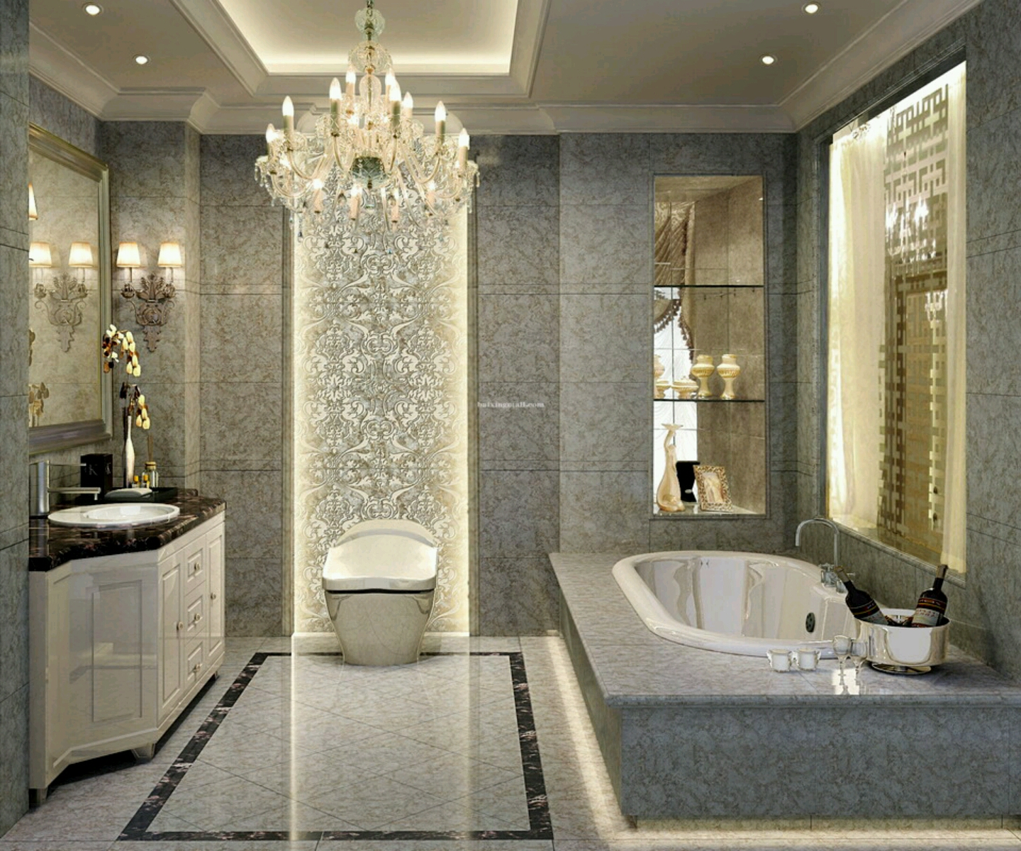 Luxury Bathroom Designs Brilliant Luxury Bathroom