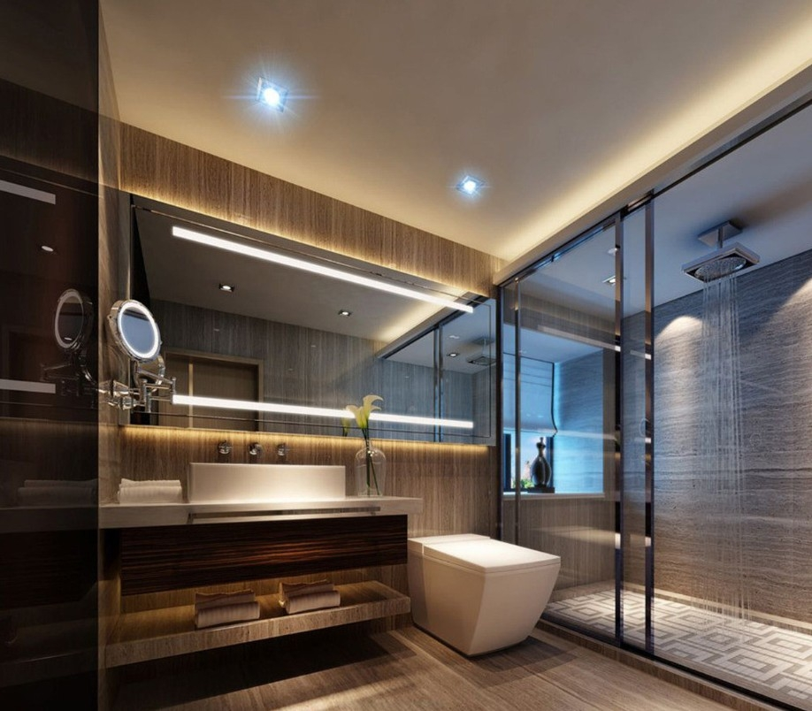 Modern Bathroom Design Alluring Contemporary Bathroom Design Luxury Contemporary Bathroom Design Gallery