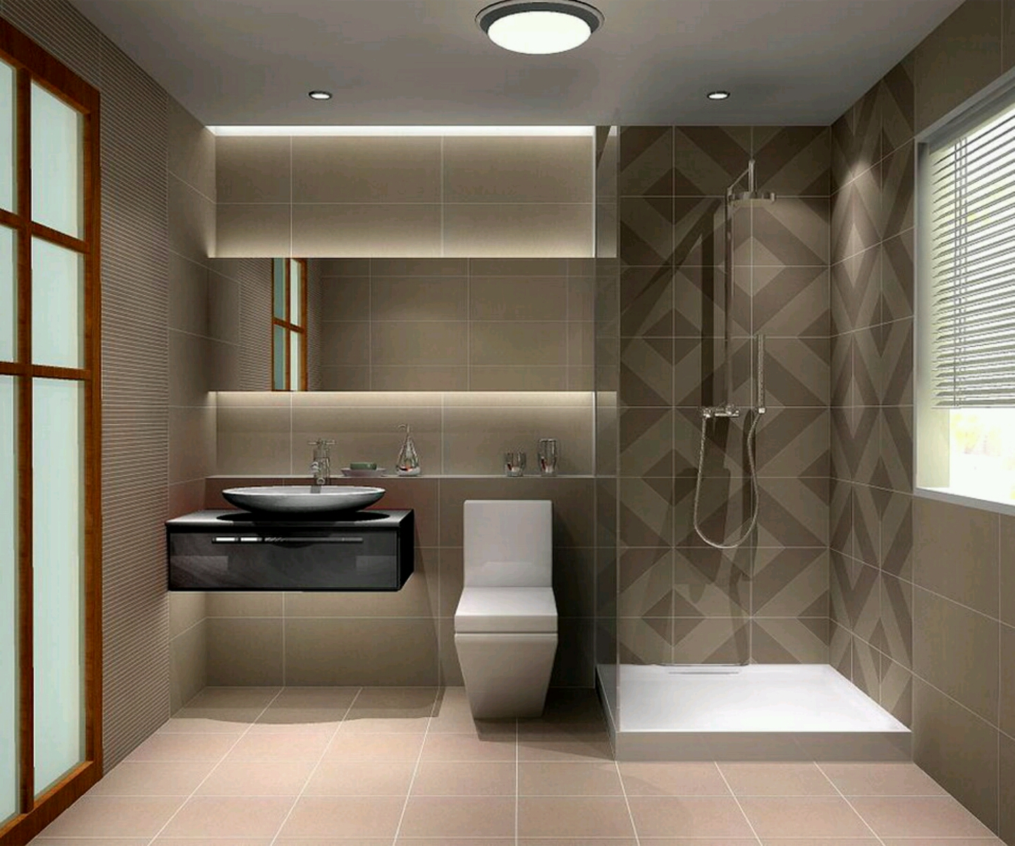Modern Bathroom Design Ideas Adorable Modern Bathroom Designs