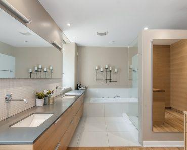 Modern Bathroom Design Ideas Endearing Modern Bathroom