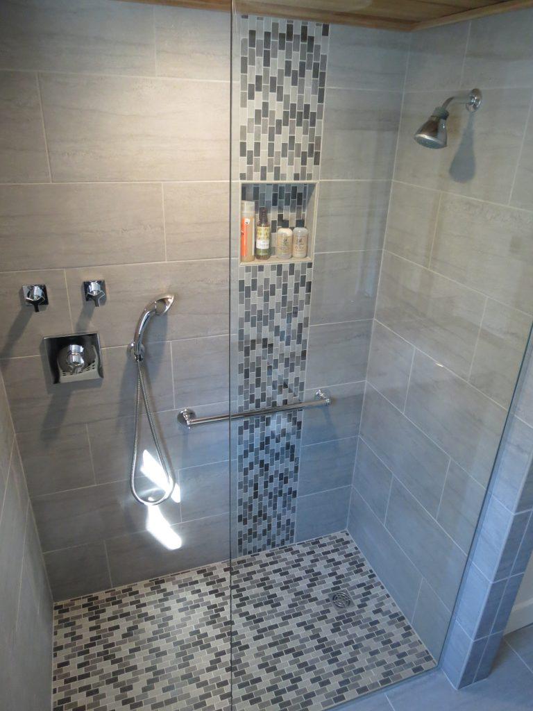 modern bathroom shower tile cool shower wall tile designs