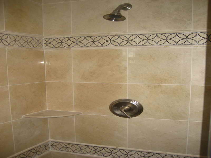 Most Popular Bathroom Tile Fascinating Shower Wall Tile Design