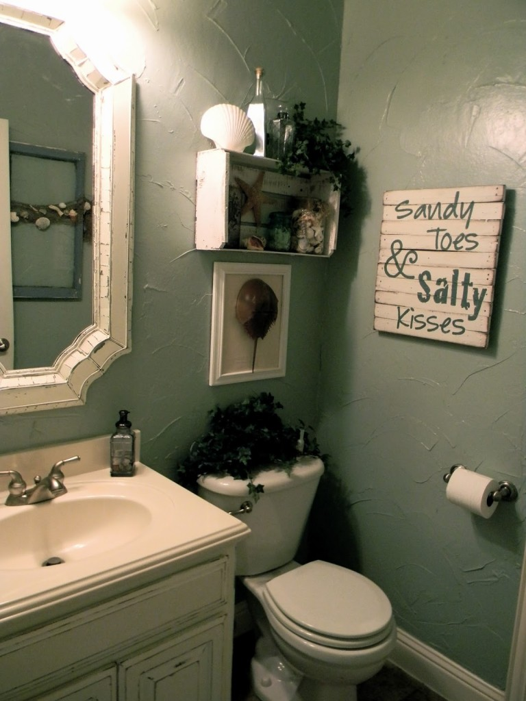 Small Bathroom Decorating Cool Small Bathroom Decor Ideas