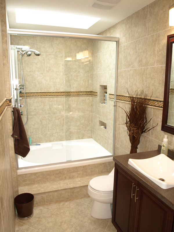 Small Bathroom Renovations Brilliant Small Bathroom Renovation