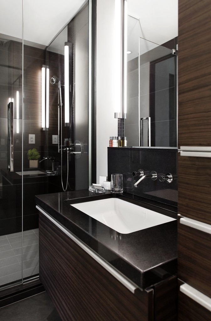 Small Hotel Bathroom Design Fascinating Small Hotel Bathroom Elegant Hotel Bathroom Design