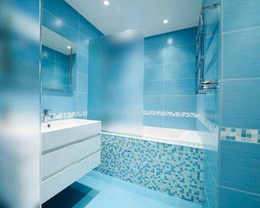 Stunning Bathroom Design Blue Ideas Cleocin Cleocin Cool Blue Bathroom Design