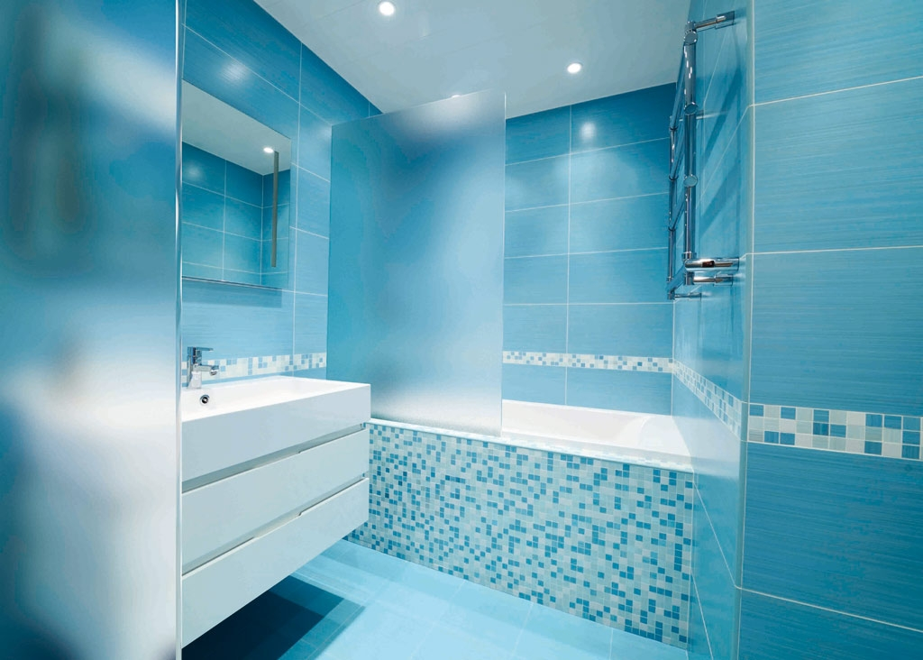 Stunning Bathroom Design Blue Ideas Cleocin Cleocin Cool Blue Bathroom Design