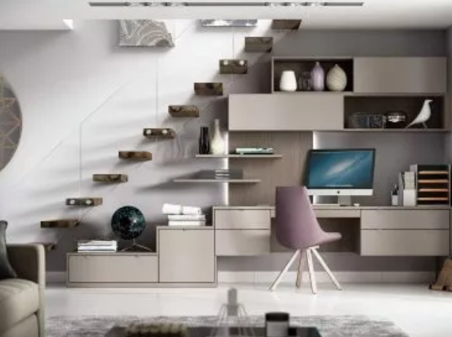 contemporary home office furniture ideas