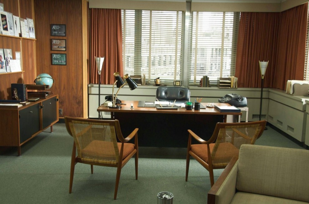10x10 home office ideas mad men interior design