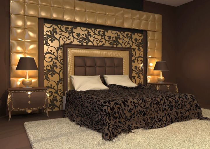 19 Sleek Bedroom Wall Panel Mesmerizing Wall Panelling Designs
