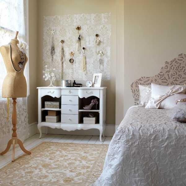 20 Charming Bedroom Decorating Ideas In Vintage Style Contemporary Vintage Bedroom Design Ideas