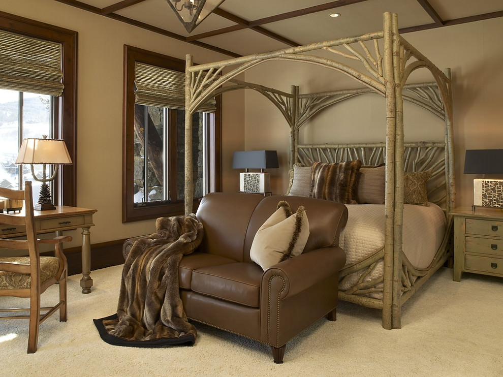 20 Tree Beds Designs Decorating Ideas Design Trends Premium Modern Old Style Bedroom Designs