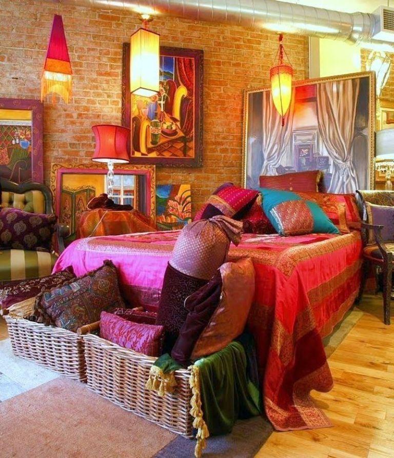 20 whimsical bohemian bedroom ideas rilane elegant bohemian bedroom design 1