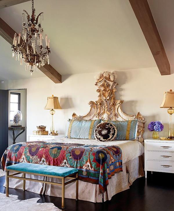 20 Whimsical Bohemian Bedroom Ideas Rilane Inexpensive Bohemian Bedroom Design