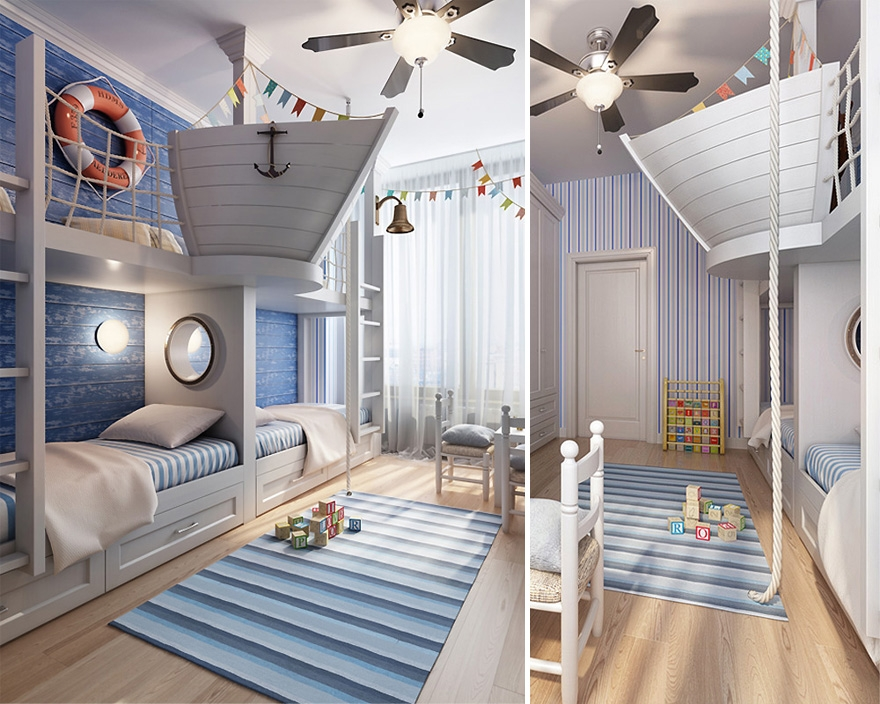 22 creative kids room ideas that will make you want to be a kid cheap bedroom ideas for children