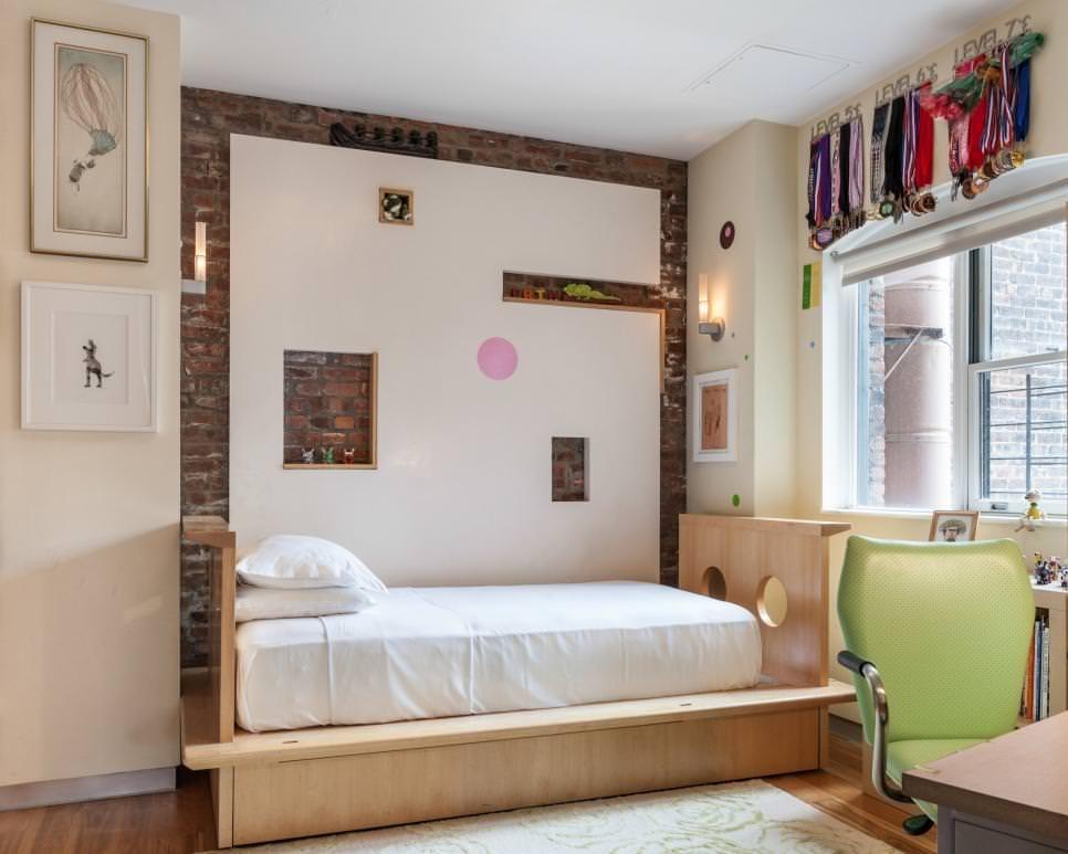23 Brick Wall Designs Decor Ideas For Bedroom Design Trends Cheap Bedroom Wall Design